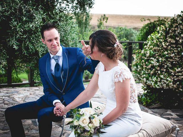 La boda de Adrián y Raquel en Seseña Viejo, Toledo 29