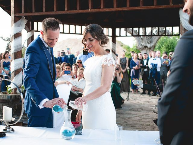 La boda de Adrián y Raquel en Seseña Viejo, Toledo 33