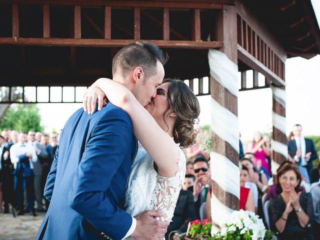 La boda de Adrián y Raquel en Seseña Viejo, Toledo 34