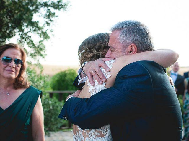 La boda de Adrián y Raquel en Seseña Viejo, Toledo 36