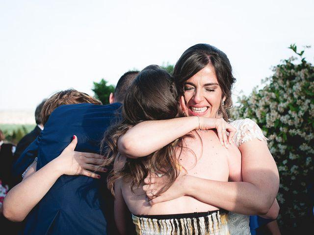 La boda de Adrián y Raquel en Seseña Viejo, Toledo 39