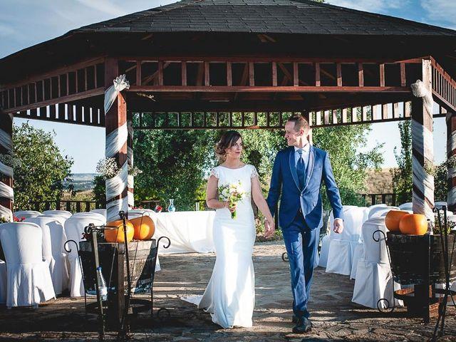 La boda de Adrián y Raquel en Seseña Viejo, Toledo 41