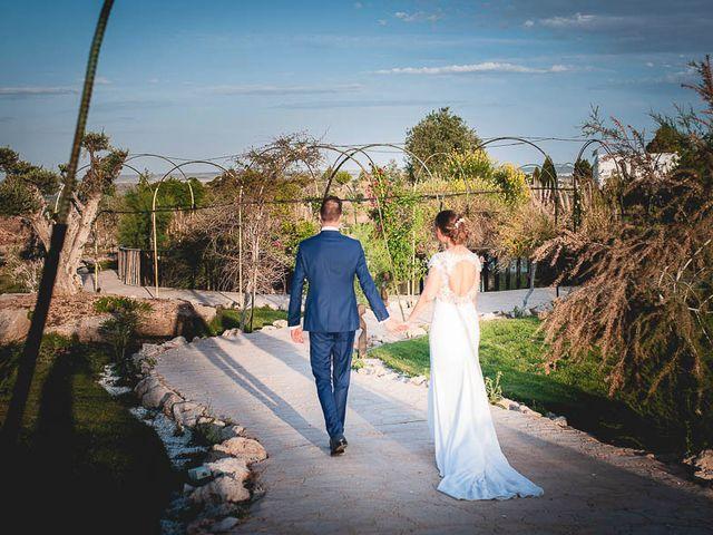 La boda de Adrián y Raquel en Seseña Viejo, Toledo 46