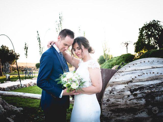 La boda de Adrián y Raquel en Seseña Viejo, Toledo 48