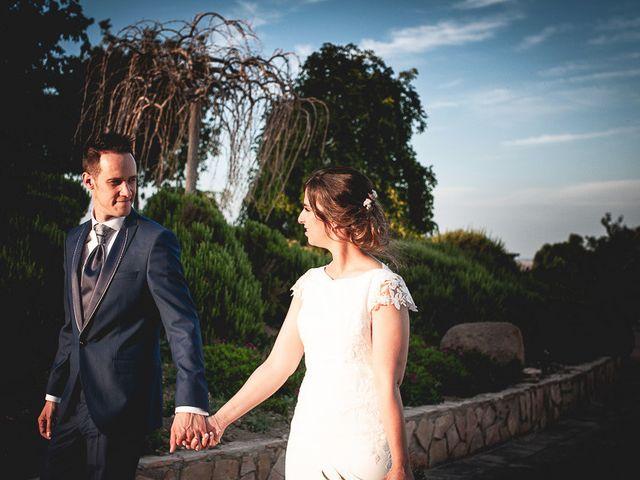 La boda de Adrián y Raquel en Seseña Viejo, Toledo 49