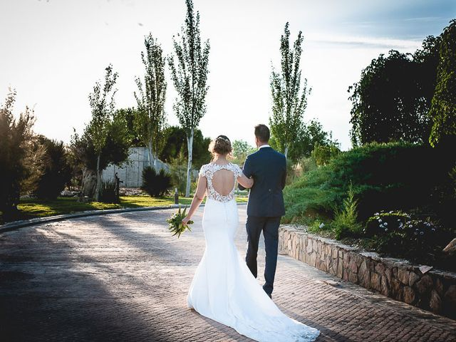 La boda de Adrián y Raquel en Seseña Viejo, Toledo 50