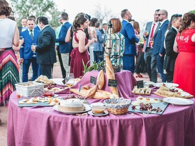 La boda de Adrián y Raquel en Seseña Viejo, Toledo 52