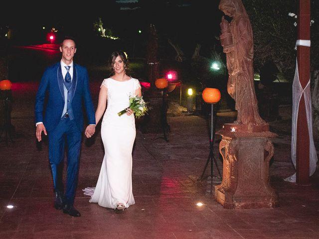 La boda de Adrián y Raquel en Seseña Viejo, Toledo 63