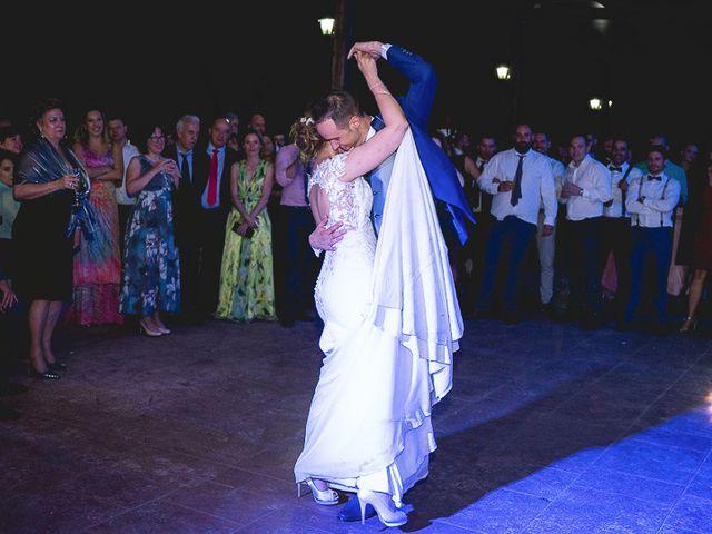 La boda de Adrián y Raquel en Seseña Viejo, Toledo 66