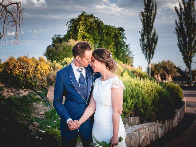 La boda de Raquel y Adrián