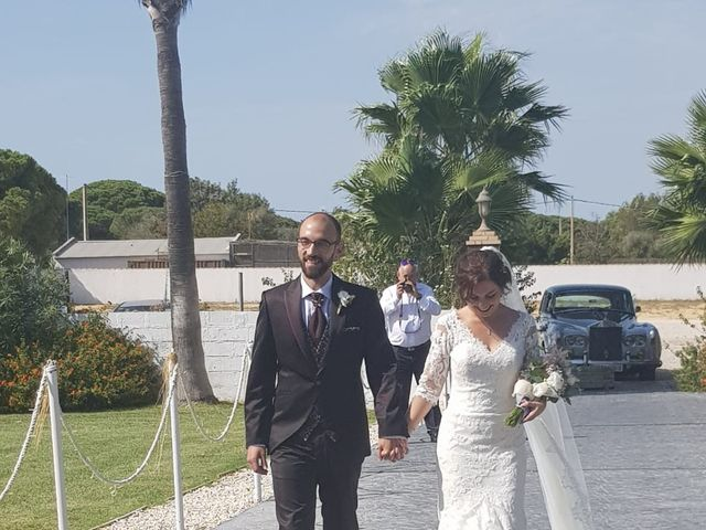 La boda de Fran y Irene   en Cádiz, Cádiz 3