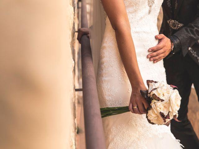 La boda de Jorge y Garoa en Petrer, Alicante 15