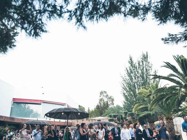 La boda de Jorge y Garoa en Petrer, Alicante 33