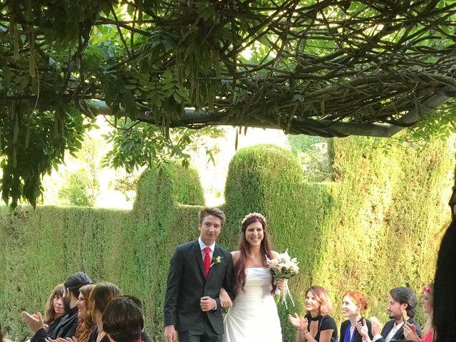 La boda de Miki y Silvia en Llinars Del Valles, Barcelona 1