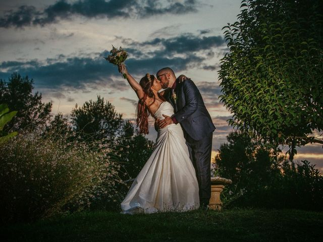 La boda de Silvia y Miki