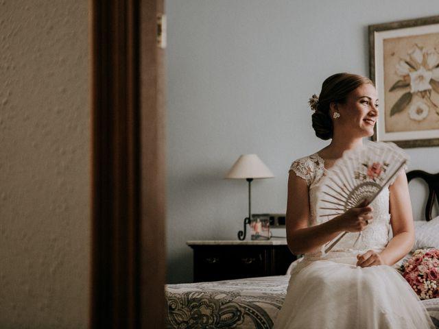 La boda de Vicente y Cristina en Vila-real/villarreal, Castellón 6