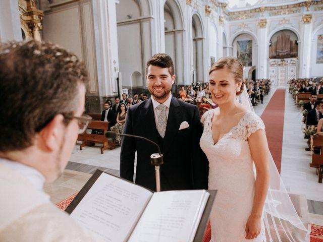 La boda de Vicente y Cristina en Vila-real/villarreal, Castellón 10