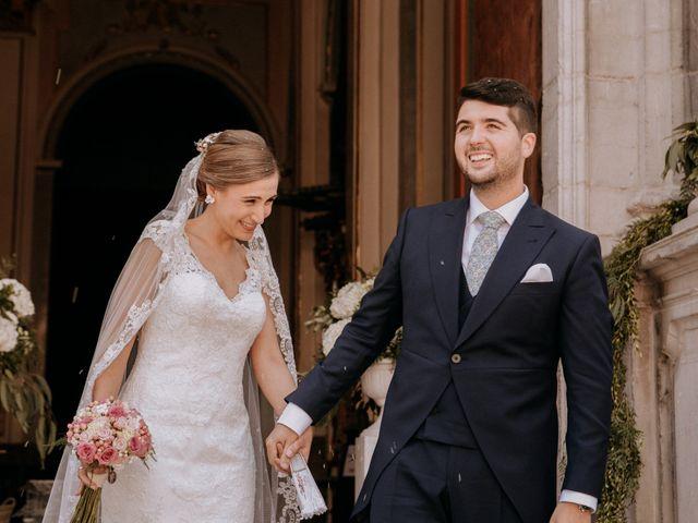 La boda de Vicente y Cristina en Vila-real/villarreal, Castellón 13