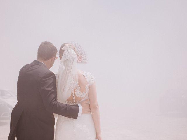 La boda de Vicente y Cristina en Vila-real/villarreal, Castellón 18