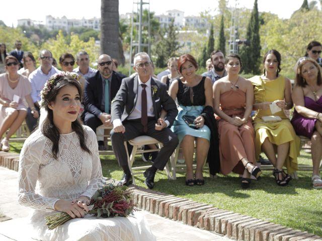 La boda de Almudena y Victor en Mijas Costa, Málaga 4
