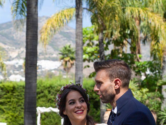 La boda de Almudena y Victor en Mijas Costa, Málaga 5