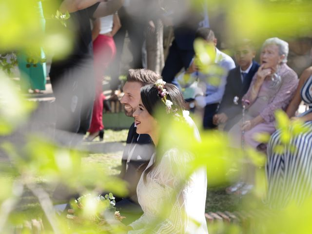 La boda de Almudena y Victor en Mijas Costa, Málaga 1
