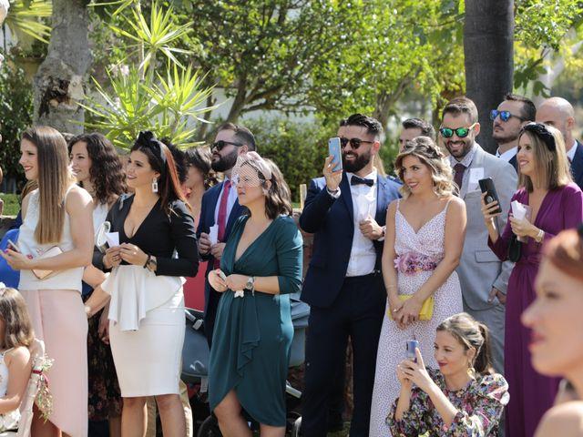 La boda de Almudena y Victor en Mijas Costa, Málaga 17