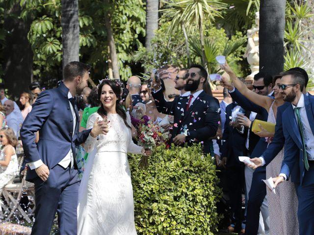 La boda de Almudena y Victor en Mijas Costa, Málaga 18