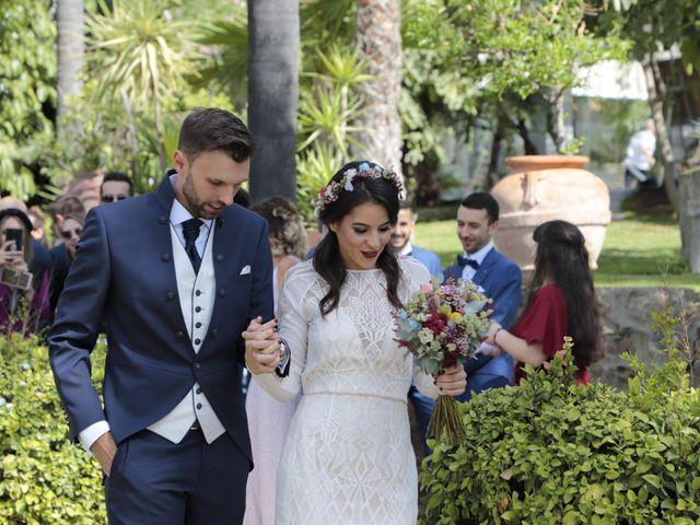 La boda de Almudena y Victor en Mijas Costa, Málaga 19