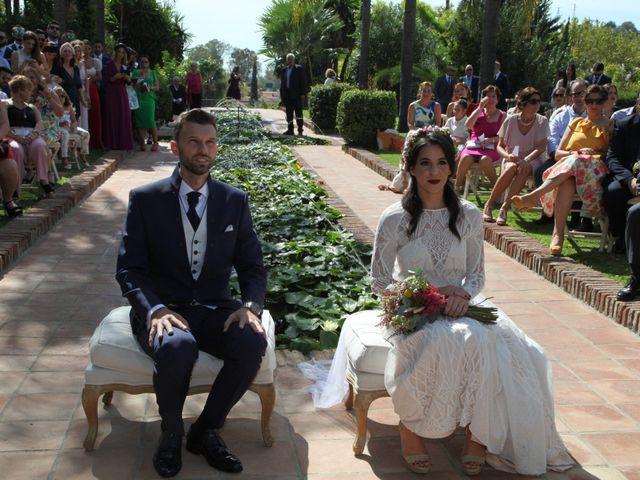 La boda de Almudena y Victor en Mijas Costa, Málaga 24