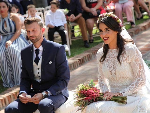 La boda de Almudena y Victor en Mijas Costa, Málaga 25