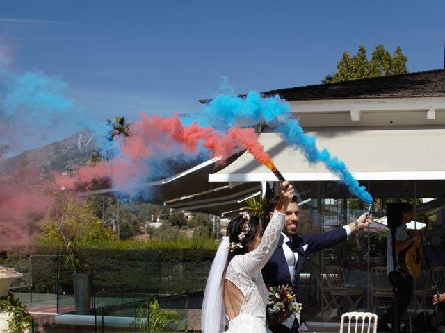 La boda de Almudena y Victor en Mijas Costa, Málaga 29
