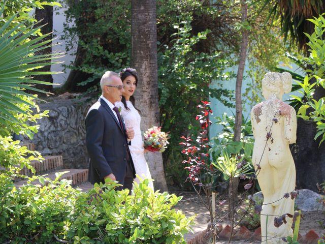La boda de Almudena y Victor en Mijas Costa, Málaga 30