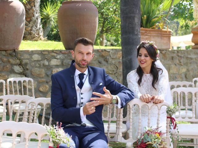 La boda de Almudena y Victor en Mijas Costa, Málaga 31