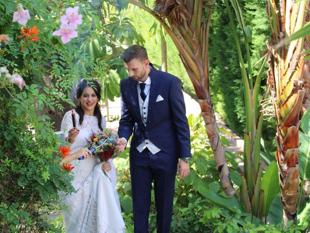 La boda de Almudena y Victor en Mijas Costa, Málaga 32