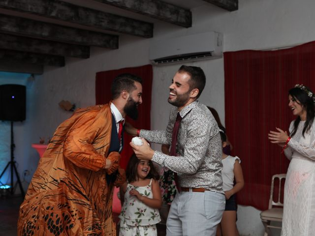La boda de Almudena y Victor en Mijas Costa, Málaga 42