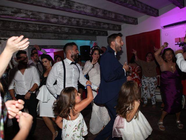 La boda de Almudena y Victor en Mijas Costa, Málaga 43