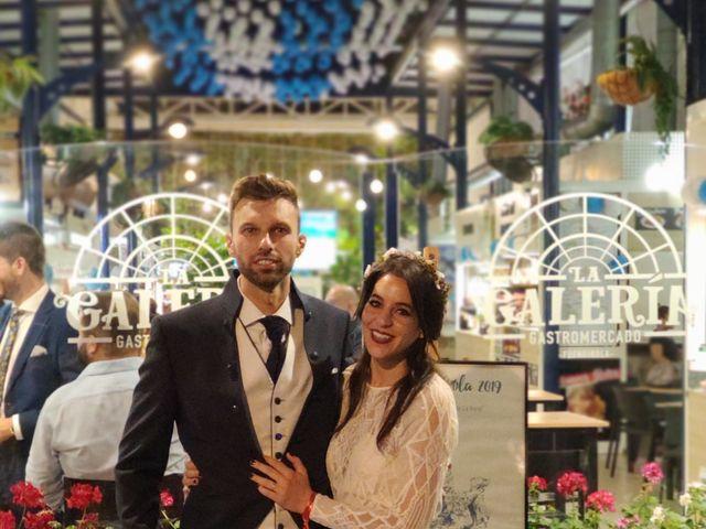 La boda de Almudena y Victor en Mijas Costa, Málaga 2