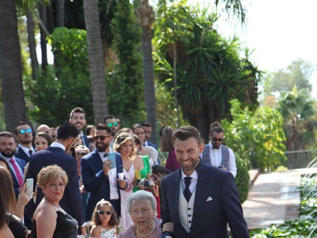 La boda de Almudena y Victor en Mijas Costa, Málaga 47