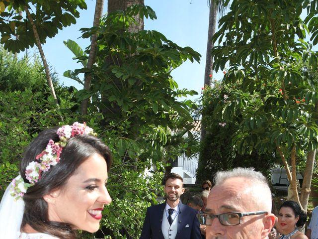 La boda de Almudena y Victor en Mijas Costa, Málaga 50