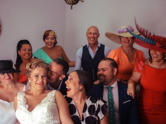 La boda de Oscar y Pilar en Brenes, Sevilla 17