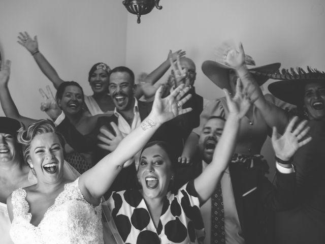 La boda de Oscar y Pilar en Brenes, Sevilla 18