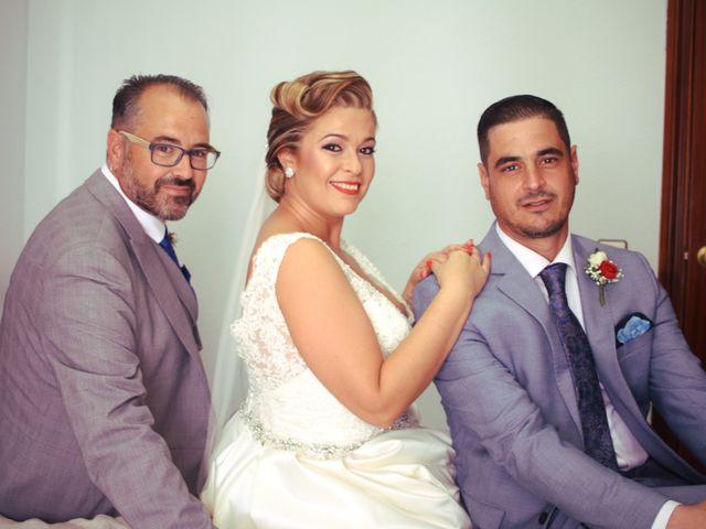 La boda de Oscar y Pilar en Brenes, Sevilla 19