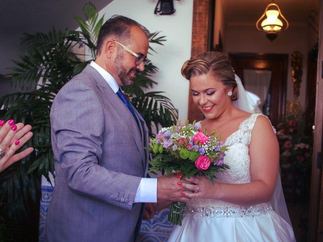 La boda de Oscar y Pilar en Brenes, Sevilla 20