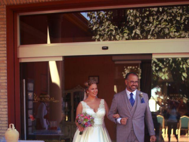 La boda de Oscar y Pilar en Brenes, Sevilla 21