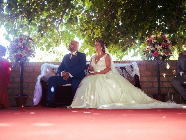 La boda de Oscar y Pilar en Brenes, Sevilla 22