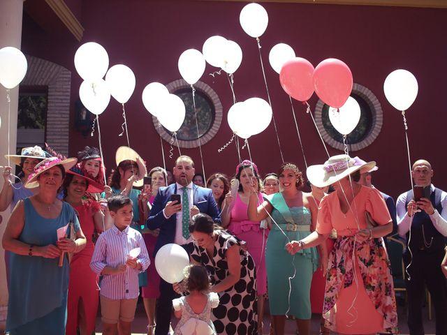 La boda de Oscar y Pilar en Brenes, Sevilla 25