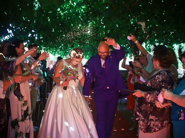 La boda de Oscar y Pilar en Brenes, Sevilla 26