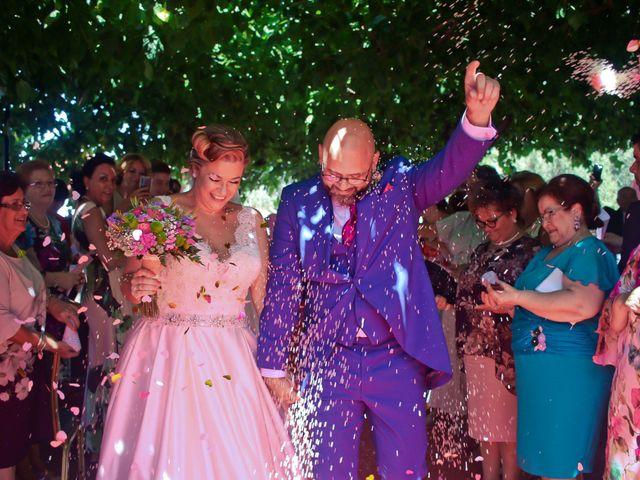 La boda de Oscar y Pilar en Brenes, Sevilla 27