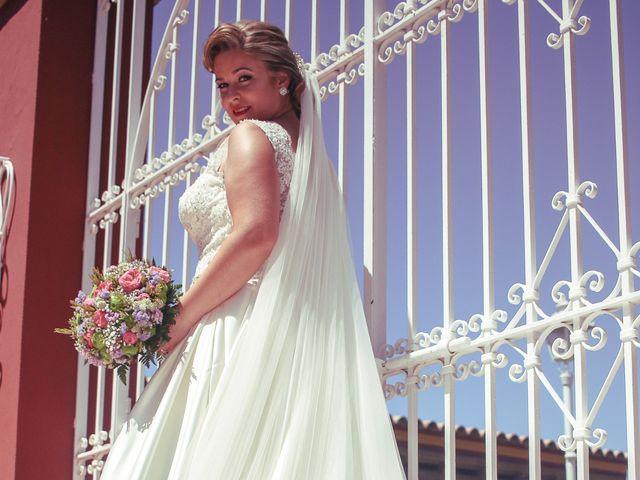 La boda de Oscar y Pilar en Brenes, Sevilla 28